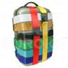 Jednofarebný popruh na kufor