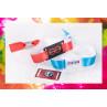 Látkové identifikačné náramky s RFID čipom