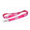 VIP pink šnúrky